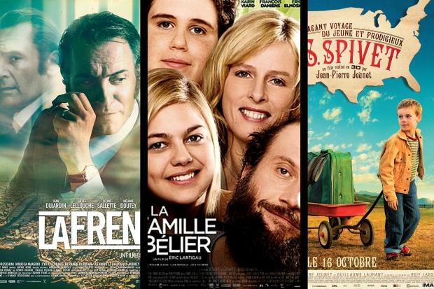Trois films